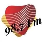 Logo da emissora Rádio Coração De Jesus FM