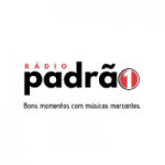 Logo da emissora Rádio Padrão 1