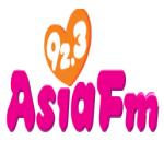 Logo da emissora Asia FM Satellite