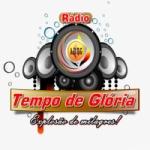 Logo da emissora Rádio Tempo De Glória FM