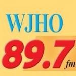 Logo da emissora WJHO 89.7 FM