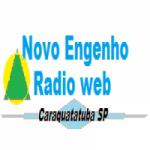 Logo da emissora Novo Engenho Rádio Web