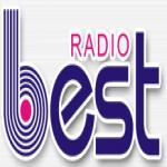 Logo da emissora Best 98.9 FM