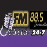 Logo da emissora WJIA 88.5 FM