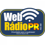 Logo da emissora Web Rádio PR No Ar