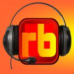 Logo da emissora Rádio B