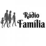 Logo da emissora Rádio Família Net