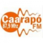 Logo da emissora Rádio Caarapó 87.9 FM
