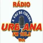 Logo da emissora Urbana FM