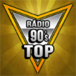 Logo da emissora Rádio Top 90