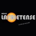 Logo da emissora Rádio Lafaietense