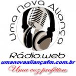 Logo da emissora Rádio Uma Nova Aliança FM