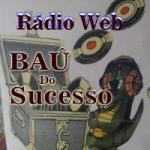 Logo da emissora Rádio Bau Do Som