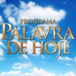 Logo da emissora Rádio Palavra De Hoje