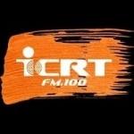 Logo da emissora ICRT 100.7 FM