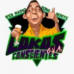 Logo da emissora Web Rádio Lokos Conscientes