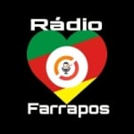 Logo da emissora Rádio Farrapos