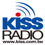 Logo da emissora Kiss Radio 99.9 FM