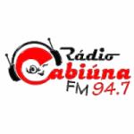 Logo da emissora Rádio Cabiúna 94.7 FM