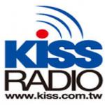 Logo da emissora Kiss Radio 98.3 FM