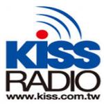 Logo da emissora Kiss Radio 99.7 FM