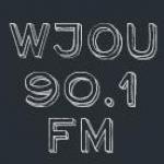 Logo da emissora WJOU 90.1 FM Praise
