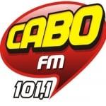 Logo da emissora Rádio Cabo 101.1 FM