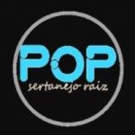 Logo da emissora Pop Sertanejo Raiz
