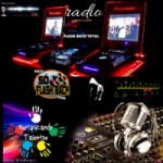 Logo da emissora Web Rádio Flash Back Total