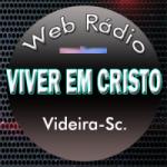 Logo da emissora Rádio Viver Em Cristo