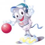 Logo da emissora N.E.R 3 103.7 FM