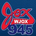 Logo da emissora WJOX 94.5 FM Jox