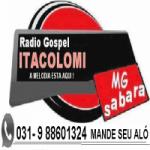 Logo da emissora Rádio Gospel Itacolomi