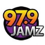 Logo da emissora WJWZ Jamz 97.9 FM