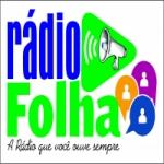 Logo da emissora Rádio Folhanews