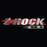 Logo da emissora Radio Z-Rock 96.5 FM KOZE