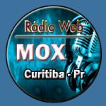 Logo da emissora Rádio Mox
