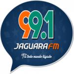 Logo da emissora Rádio Jaguara 99.1 FM