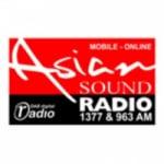 Logo da emissora Radio Asian Sound 1377 AM