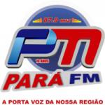 Logo da emissora Rádio Pará FM