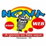 Logo da emissora Rádio Nova FM Web