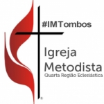 Logo da emissora Rádio Jovens Metodistas Tombos