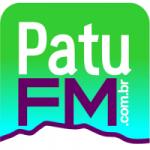 Logo da emissora Rádio Patu FM