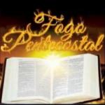 Logo da emissora Fogo Pentecostal