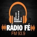 Logo da emissora Rádio Fé FM