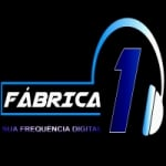 Logo da emissora Rádio Fábrica 1
