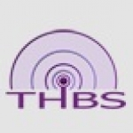 Logo da emissora THBS