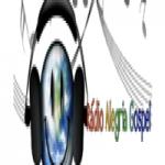 Logo da emissora Rádio Alegria Gospel