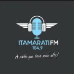 Logo da emissora Rádio Itamarati 104.9 FM