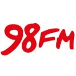 Logo da emissora UFO 98 FM